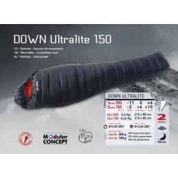 Down Ultra Light 150 zip...