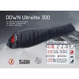 Down Ultra Light 300 zip...