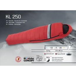 sac de couchage KL 250