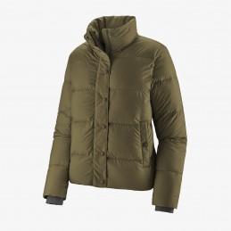 Silent Down Jacket W