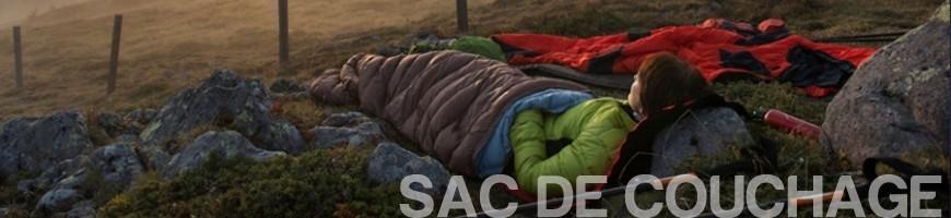 Sacs de couchage pour bien s'équiper en Camping Bivouac sur Horizons Nature