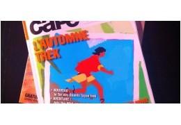 Escape, magazine outdoor gratuit
