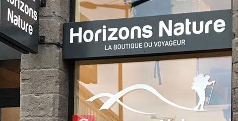 Façade magasin de loisir sportif à Lille